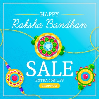 Raksha bandhan verkoop