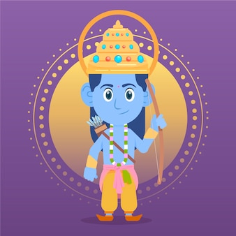 Ram navami met kindgod