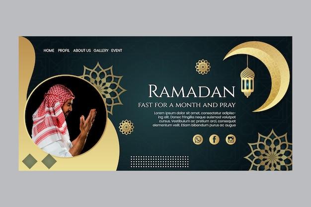 Ramadan-bestemmingspagina
