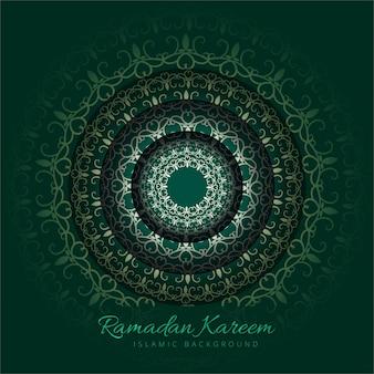 Ramadan kareen achtergrond