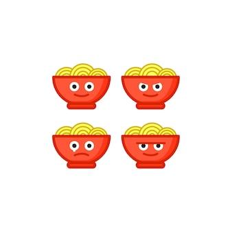 Ramen noodle emoji