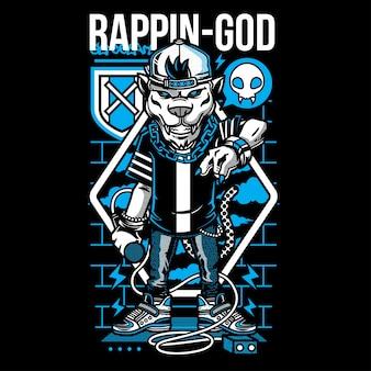 Rappin god