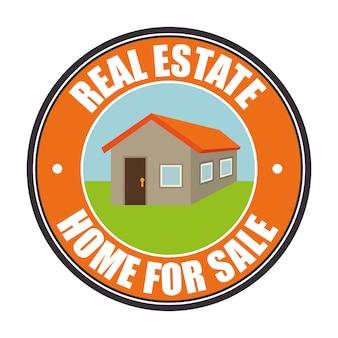 Real state huis te koop
