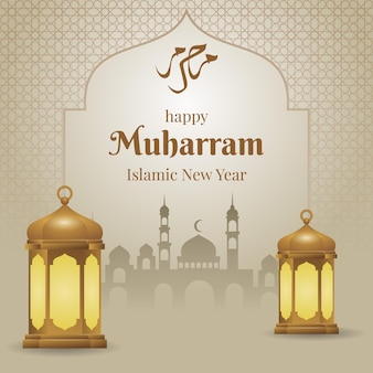 Realistisch islamitisch nieuwjaar