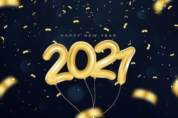 Realistisch nieuw jaar 2021