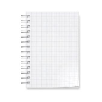 Realistisch notitieboek