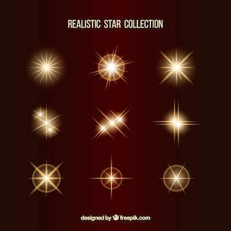 Realistisch sterrenpakket