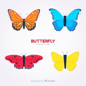 Realistisch vlinderpakket