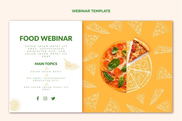 Realistisch voedselwebinar