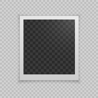 Realistische fotolijst