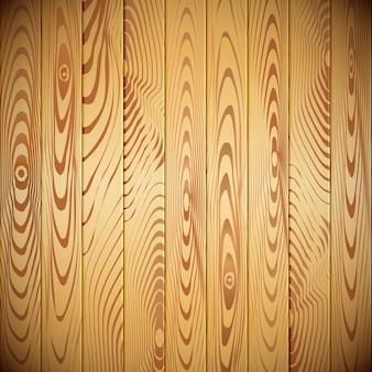 Realistische houten planken