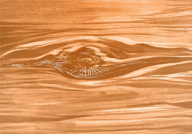 Realistische houten textuurachtergrond