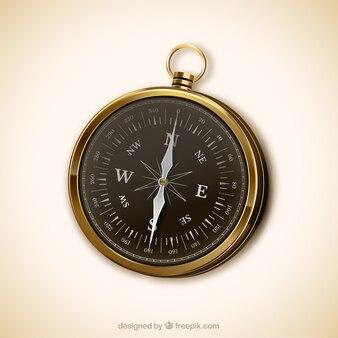 Realistische kompas
