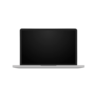 Realistische laptop