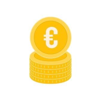 Realistische munt