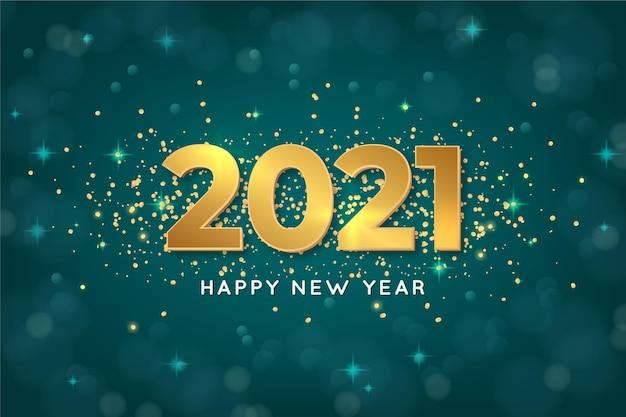 Realistische nieuwe traan 2021