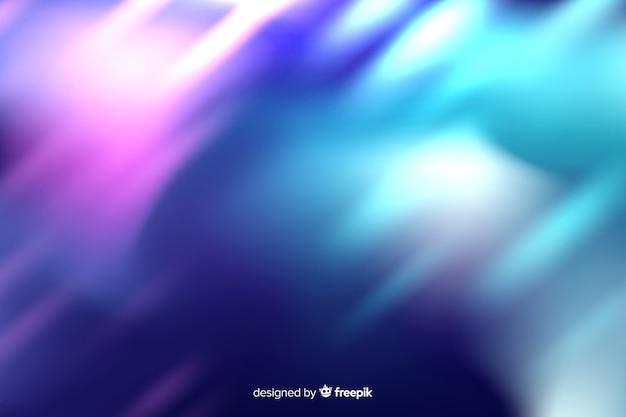 Realistische noorderlicht achtergrond