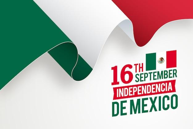 Realistische onafhankelijkheid van mexico