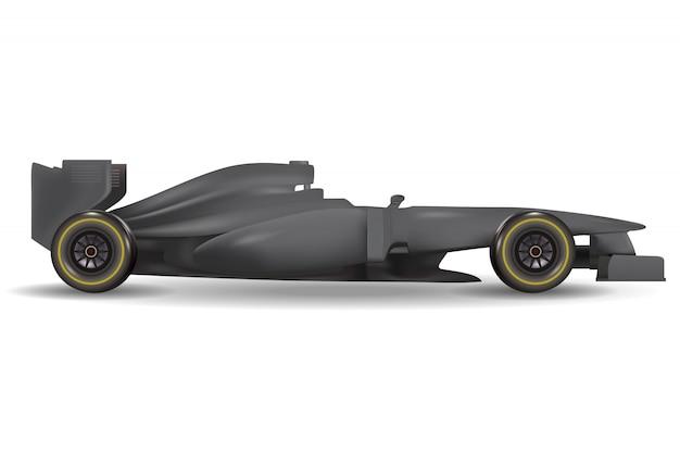 Realistische raceauto