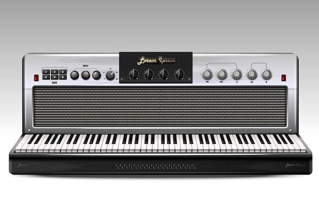 Realistische virtuele synthesizer.