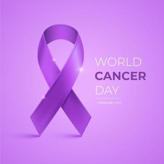 Realistische werelddag voor kanker