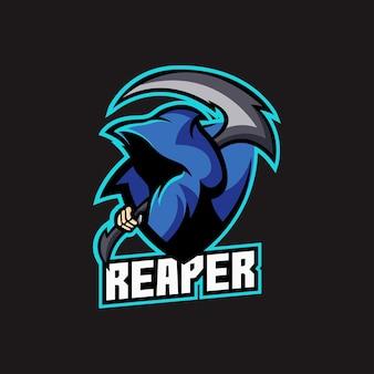 Reaper logo sjabloon