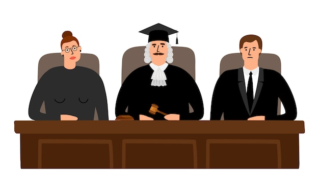 Rechters hof concept