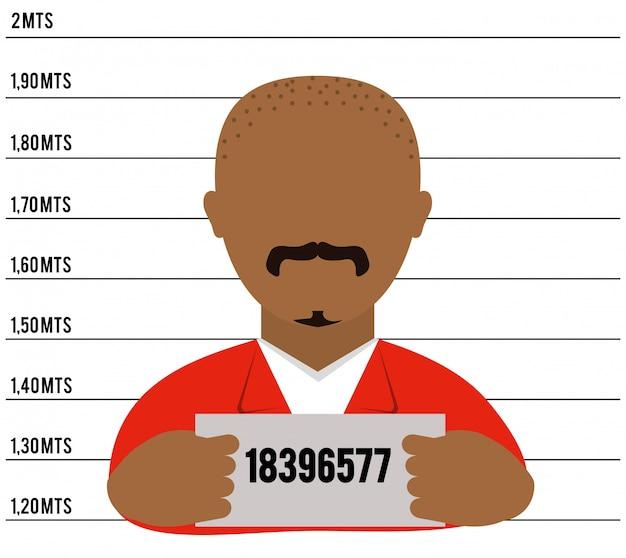 Rechtvaardigheid pictogram ontwerp