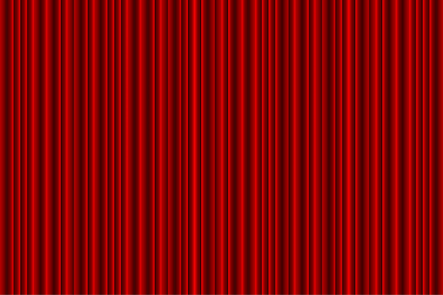 Red stage curtain achtergrond