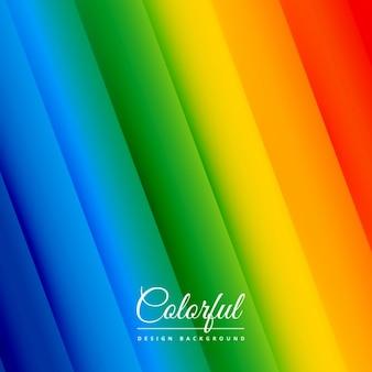 Regenboog kleuren achtergrond
