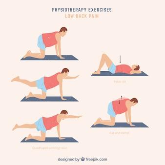 Rehabilitatie oefenpak