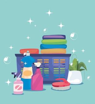 Reinigingsproducten en benodigdheden