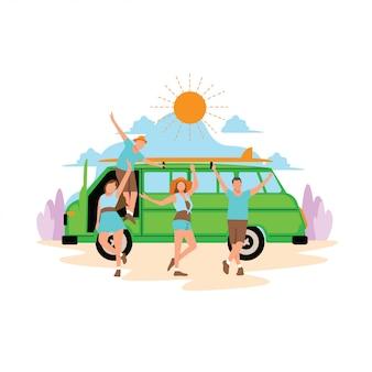 Reizen toerisme vakantie vakantie reis