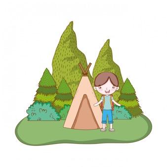 Reiziger ecologisch toerisme