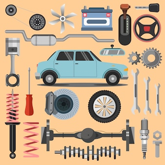Reparatie van machines en apparatuur.