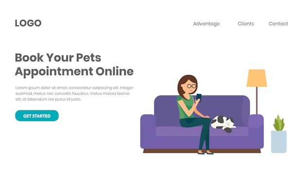 Reserveer een veterinair consult online