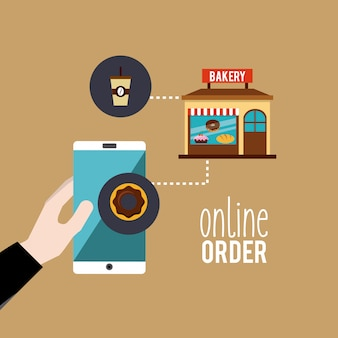 Restaurant menu online bestellen
