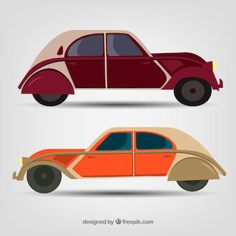 Retro auto's