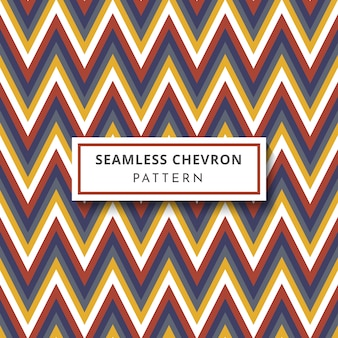 Retro chevron naadloze patroon