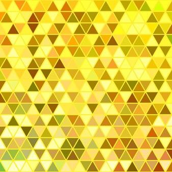 Retro geometrische driehoek veelhoek raster achtergrond