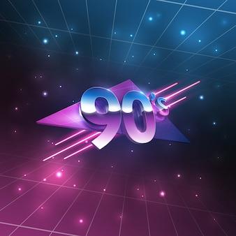 Retro jaren 90