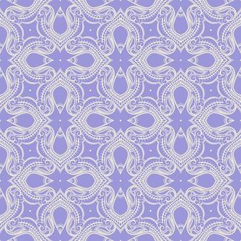 Retro paars patroon
