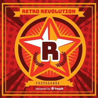 Retro revolutiepropaganda