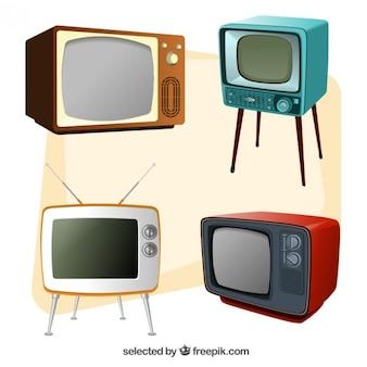 Retro tv collectie