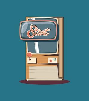 Retro videogame ontwerp