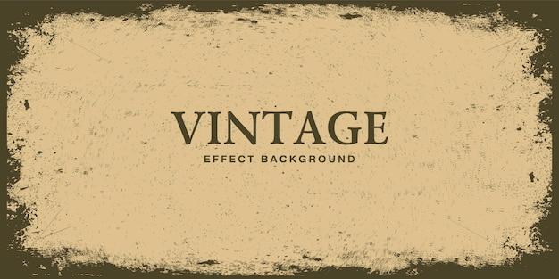 Retro vintage achtergrond met grunge textuur