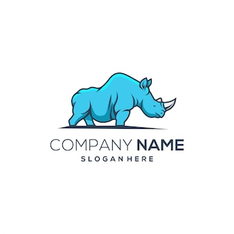 Rhino blue-logo