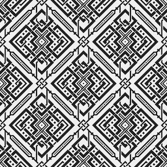 Rhombus patroon achtergrond