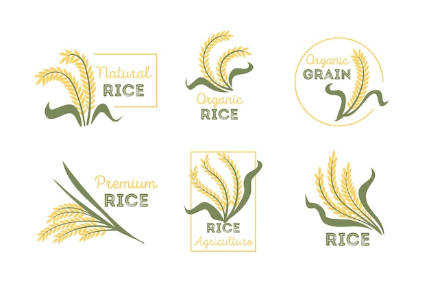 Rice logo collectie