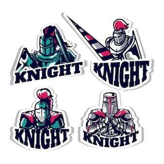 Ridder logo set